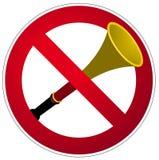 Vuvuzela Imagens de Stock Royalty Free