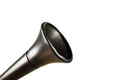Vuvuzela for football fans. Noisy soccer fan equipment vuvuzela royalty free stock photography