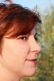 vuxen kvinna arkivfoto