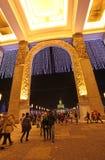 VVC entrada por Año Nuevo, Moscú Imagen de archivo libre de regalías