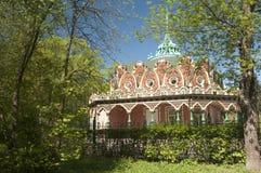 VVC, Glavtabak (Tobacco Industry) pavillion. Russia, Moscow, VVC, Glavtabak (Tobacco Industry) pavillion royalty free stock photography