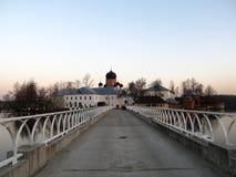 Vvedenskay insular hermitage (monastery). Royalty Free Stock Photos
