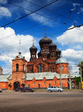 Vvedensky convent in Ivanovo Stock Photography