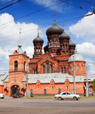 Vvedensky convent in Ivanovo Stock Image