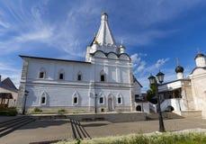 Vvedensky female monastery Episcopal Serpukhov Stock Photography