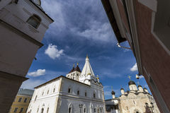 Vvedensky female monastery Episcopal Serpukhov Stock Images