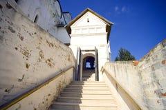 Vvedensky kloster Serpukhov Royaltyfri Fotografi