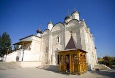 Vvedensky monastery Serpukhov Stock Photo