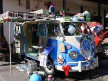 VW公共汽车 免版税图库摄影
