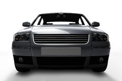 VW汽车 免版税库存图片