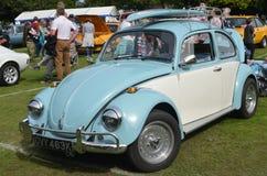 VW甲虫经典之作汽车 库存照片