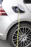 VW电动车 免版税库存图片