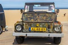 VW类型181经典之作汽车 免版税库存照片