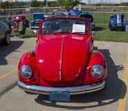 1971 VW超级甲虫 免版税库存图片