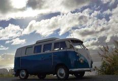 VW露营车 库存照片