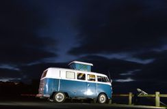 VW στη Νέα Ζηλανδία στοκ φωτογραφίες με δικαίωμα ελεύθερης χρήσης