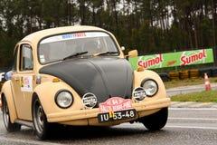 VW 1300 durante a reunião Verde Pino 2012 Fotografia de Stock Royalty Free