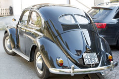 VW antique car Royalty Free Stock Photo