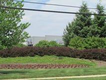 VW Audi Distribution Center de VAG dans NJ Photo libre de droits