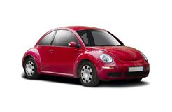 VW Beatle 免版税库存照片