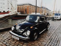 VW Beatle Royalty Free Stock Images