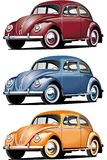VW_Beetle Royalty-vrije Stock Foto