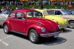 VW Beetle Stock Image