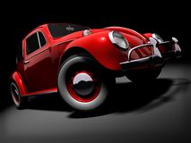 VW Beetle 2 Royalty Free Stock Photos