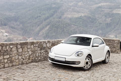 VW Beetle Stock Photography