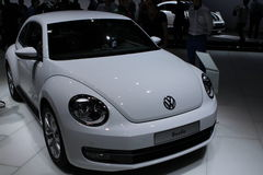 VW Beetle on 64rd IAA Stock Photography