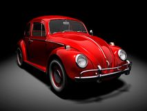 VW Beetle 7 Stock Images