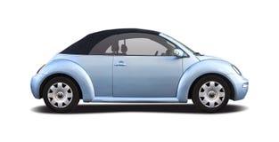 VW Beetle Cabrio Stock Photo