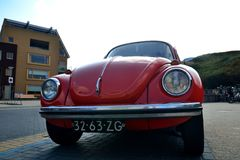 VW Beetle Royalty Free Stock Image