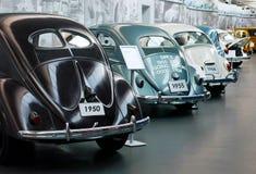 Vw Beetles (Käfer) in Wolfsburg stock images