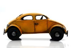 VW Bug Toy Royalty Free Stock Images