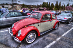 VW Bug Volkswagen Royalty Free Stock Photography