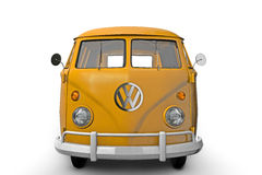 VW Bus Royalty Free Stock Photography