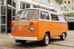 VW Camper van Stock Photos