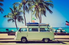 Vw Camper, Volkswagen, Vw, Car Royalty Free Stock Image