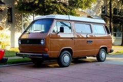 VW Campmobile zdjęcia stock