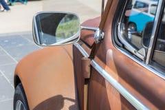 VW ścigi szczura klasyczny samochód Obraz Royalty Free