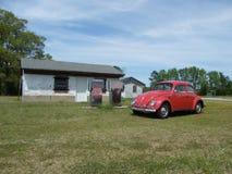 VW clásica imagen de archivo libre de regalías