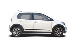 VW cross up Stock Photography