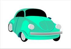 VW de coléoptère illustration stock