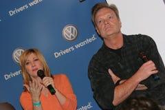 VW 2005 del festival de cine de Sundance gandulea Foto de archivo libre de regalías