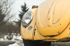 VW-Details stock fotografie