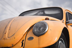 VW Beetle Details Stock Photography