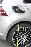 VW-ELEKTRO-MOBIL Lizenzfreies Stockbild
