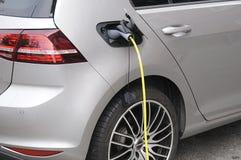 VW-ELEKTRO-MOBIL Lizenzfreies Stockfoto