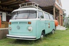 VW för 23 Windows bussar arkivfoto